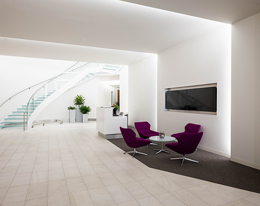 Forest City: 38 Sidney Street Lobby