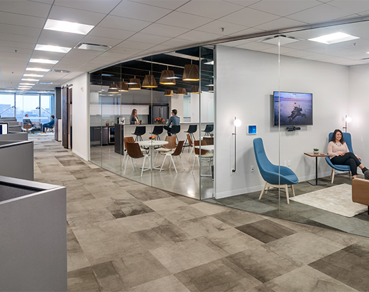 Design Elements that Define a Successful Open Office Environment